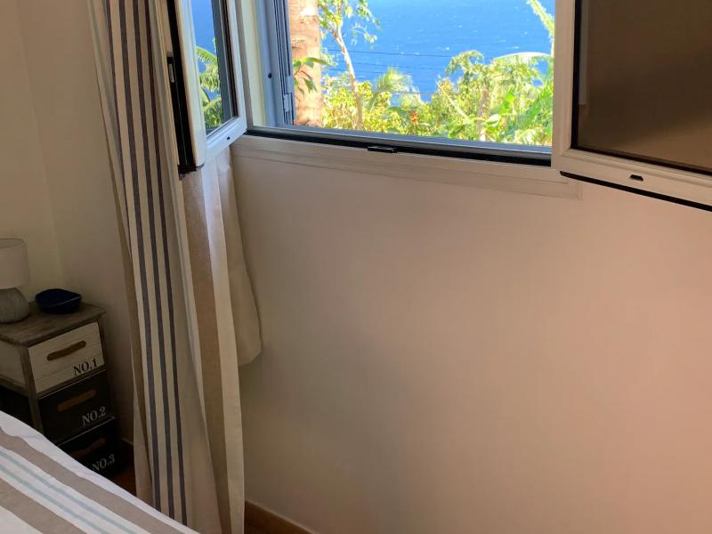 Vue océan de la chambre.